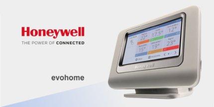 Honeywell Evohome, controllo wireless del comfort in casa con tablet e smartphone