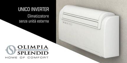 Offerta climatizzatore Olimpia Splendid Unico Inverter senza unità esterna
